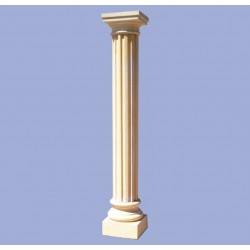 Columna Estrias